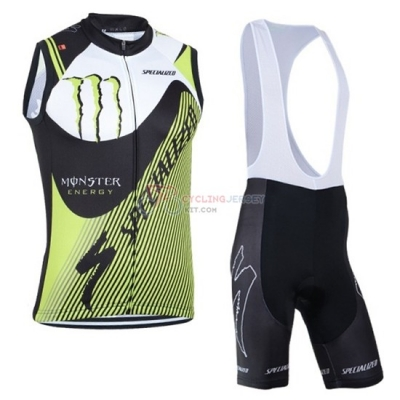 Wind Vest Specialized 2019 Black White Green