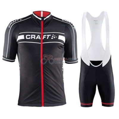 Craft Cycling Jersey Kit Short Sleeve 2016 Red And Black