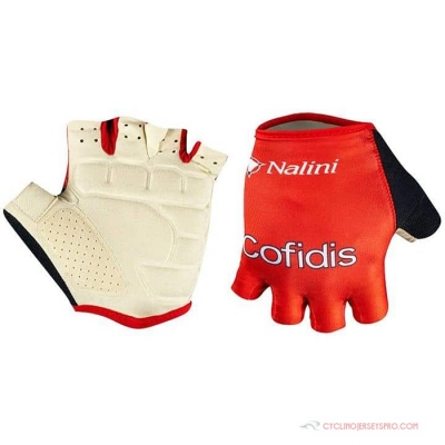 2021 Cofidis Short Finger Gloves