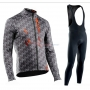 Northwave Cycling Jersey Kit Long Sleeve 2019 Gray