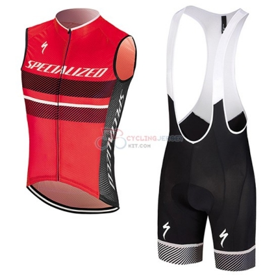 Wind Vest Specialized 2018 Red