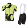 Pearl izumi Cycling Jersey Kit Short Sleeve 2015 Black And Green