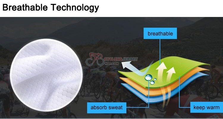 cycling jersey details one