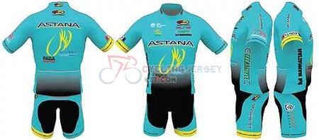Astana new cycling kit  2017