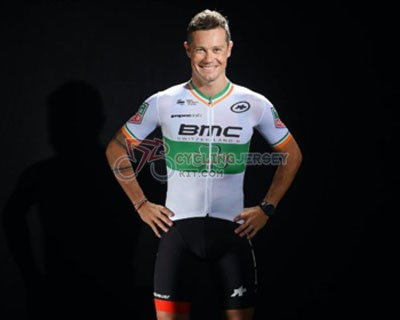 BMC new cycling jersey kit 2017